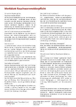 Merkblatt Rauchwarnmelderpflicht Rundum Rauchmelder_klein